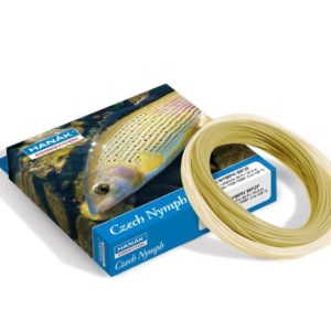 Czech Nymph Fly Fishing Line - Hanak Wf2F
