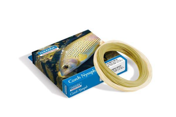 Czech Nymph Fly Fishing Line - Hanak Wf2F