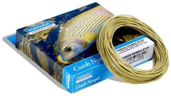 Czech Nymph Fly Fishing Line -Hanak DT2F