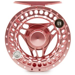 Hanak Stream II 46 Fly Fishing Reel - front