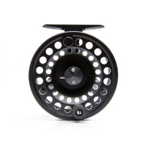 Hanak River 46 fly fishing reel - front