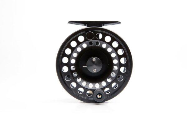 Hanak River 46 fly fishing reel - front