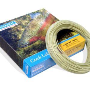 Czech Lake fly line - slow int WF751