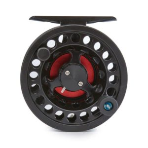 Hanak wave 24 fly fishing reel - front